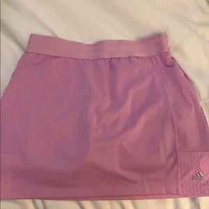 Adidas golf skirt NWT